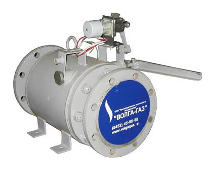 КПЗЭ-40 клапан предохранительный запорный с электроприводом Ду40